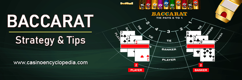 Strategy in Playing Baccarat Cards