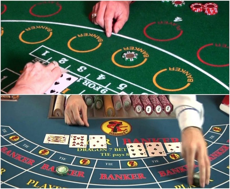 How to Play Baccarat at an Online Casino Agent